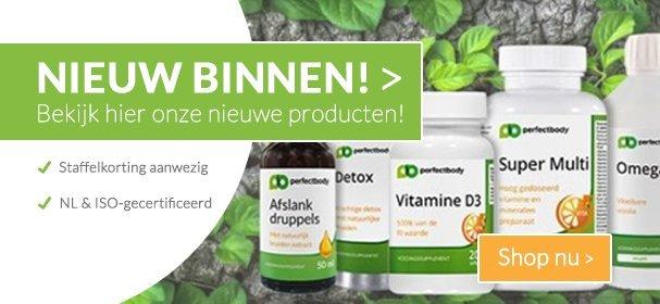 Nieuwste producten vitaminentotaal