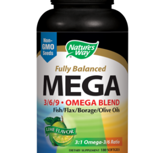 Maximale sterkte Omega 3/6/9 Mix